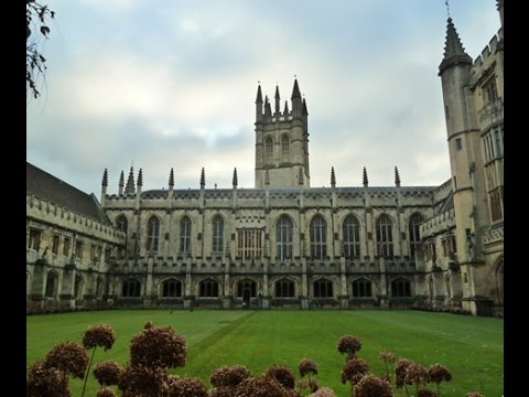 My Soul There Is A Country - Songs Of Farewell (Hubert Parry) - Magdalen College Oxford