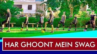 Har Ghoont Mein Swag Dance | Sonu U.D Choreography | Ultimate Dance Academy