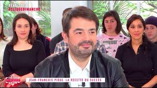 Jean-François Piège. La recette du succes - Clique Dimanche - CANAL+