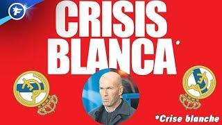 la crise du real madrid menace zidane revue de presse