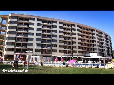 Aparthotel Poseidon*** Slnečné pobrežie - Bulharsko (Travel Channel Slovakia)
