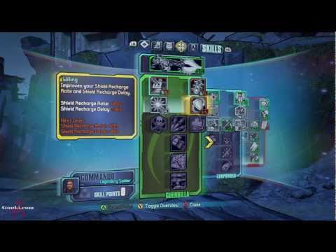 Borderlands 2 Axton the Commando build guide