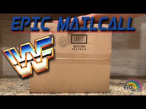 Epic Mailcall or Epic Mail FAIL? WWF LJN Action Figure Pickup for $24!!