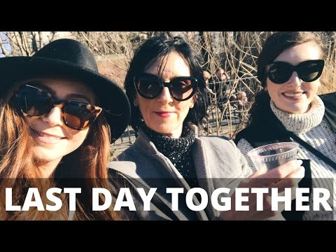 A DAY WITH THE FOX GIRLS IN NYC - Retro Flame Vlogs