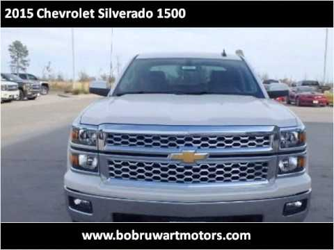2015 Chevrolet Silverado 1500 New Cars Cheyenne Wy Youtube