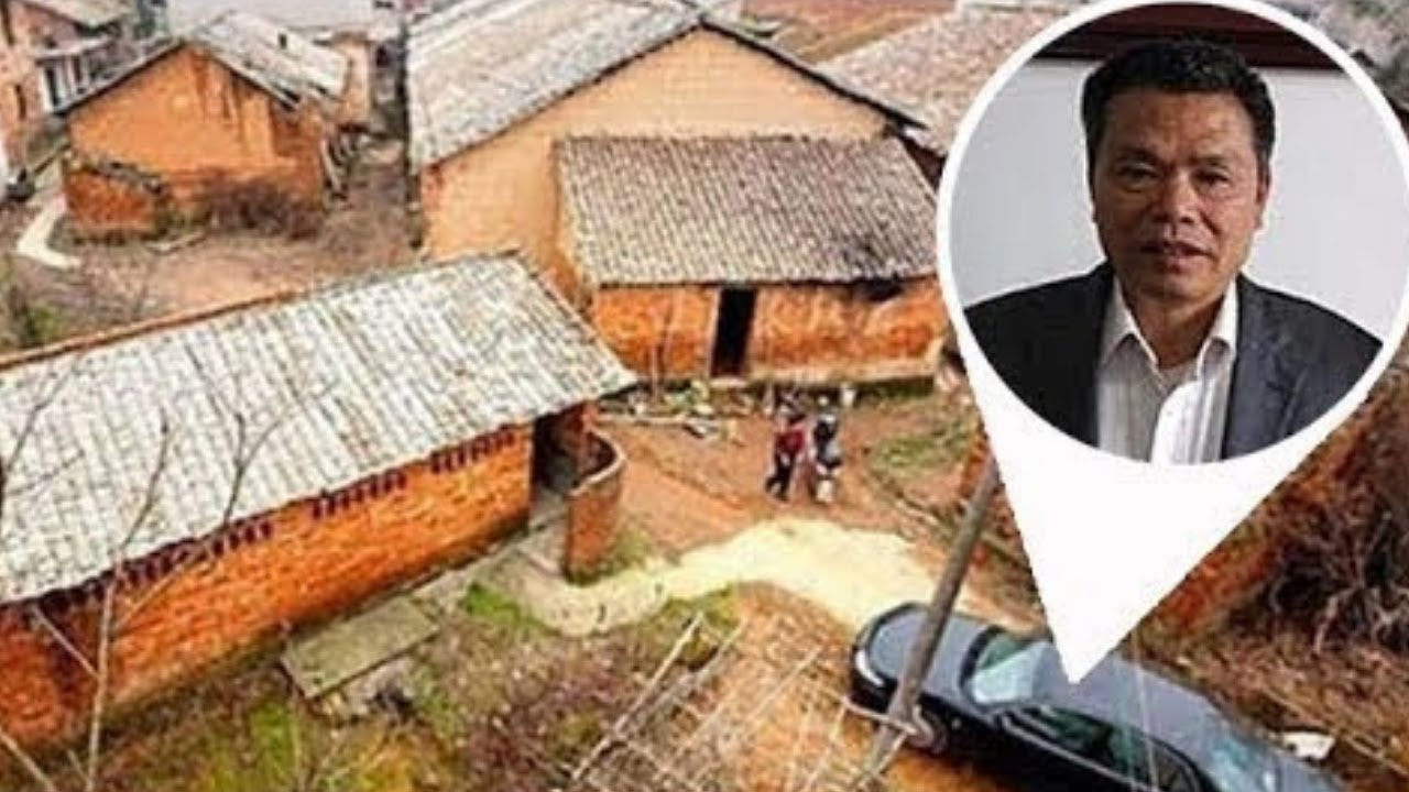 Milyoner Adam Doğduğu Köye Dönüp Evleri Yıkacağını Söyledi. Köylüler Sebebini Öğrenince Şok Geçirdi.