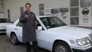 Mercedes Gas Door Lock Operation and Troubleshooting: W124 and Later W201 and W126 Chassis