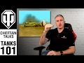 Tanks 101 - Chieftain Talks - World of Tanks