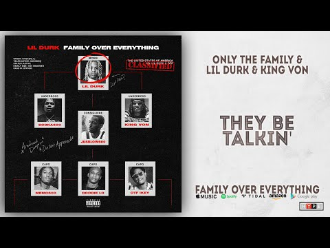 Download Lil Durk & King Von - They Be Talkin' Family Over Everything Mp4 baru