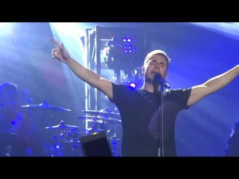 Take That - Rule The World - 18.11.17 Brisbane HD
