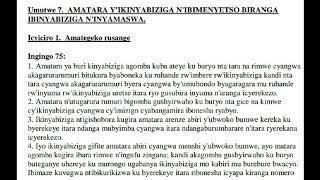 Part 1. Isomo ku matara y'Ibinyabiziga, umva kd usobanukirwe n'amatara isomo rikunda kuvam