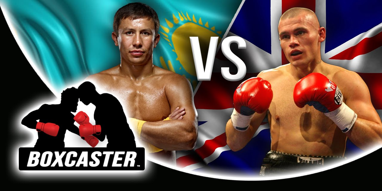 Gennady Golovkin vs. Martin Murray - Full Boxing Match in HD #1