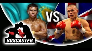 Gennady Golovkin vs. Martin Murray - Full Boxing Match in HD