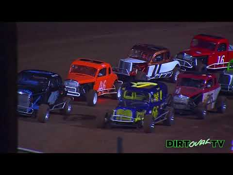 9 16 17 Cottage Grove Speedway Old Timers Racers Oregon