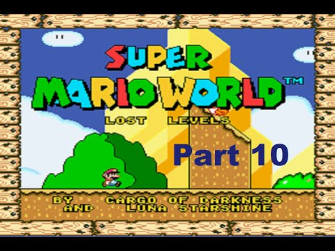Super Mario World: The Lost Levels - 10 - When Getting Lost In A Forest...