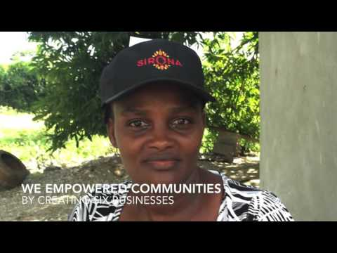 Energy for Christmas: 600 Homes in Haiti Get Light!