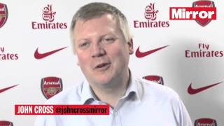 John Cross says Arsenal are pulling off the surprise signing of Kim Kallstrom