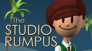 The Studio Rumpus (3D Animation)