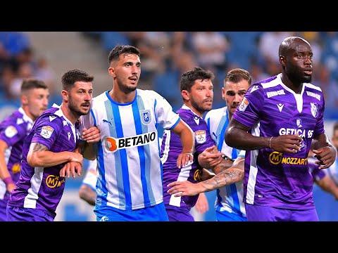 Universitatea Craiova FC Arges Goals And Highlights