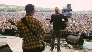 The History of the Glastonbury Festival