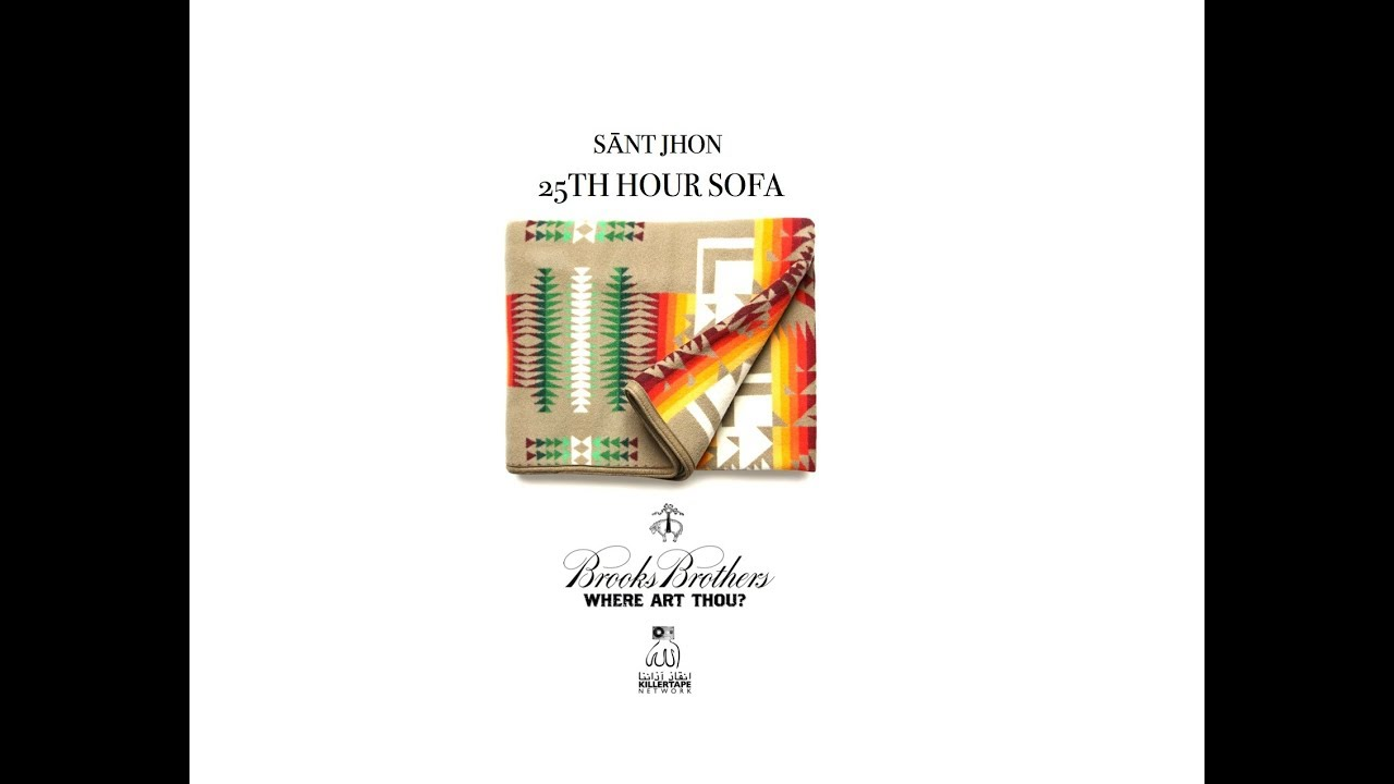 Download 25th HOUR SOFA by SĀNT JHON**