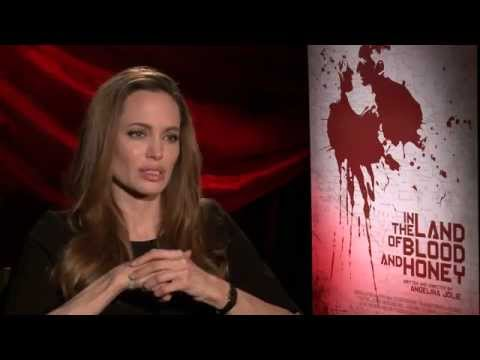 In The Land Of Blood And Honey Angelina Jolie Interview
