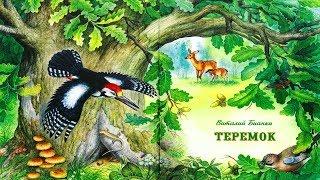 ТЕРЕМОК.Виталий Бианки аудио сказка: Аудиосказки-Сказки на ночь.Слушать сказки онлайн