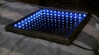 Make An L.E.D Illusion Mirror!(How to make an L.E.D infinity mirror. Really cool illusion piece and pretty simple to make! Instagram- http://instagram.com/andy_elliott_/ Twitter- ..., 2014-06-06T16:59:09.000Z)