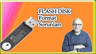 Flash Bellek Biçimlendirme Sorunu Hafıza Kartlarında Format Sorunu