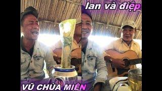Vũ chùa miên Tý ca sỹ Thuận sắc màu guitar Biên Thuỳ Tứ đại thiên vương hợp mặt quậy vui hihihi