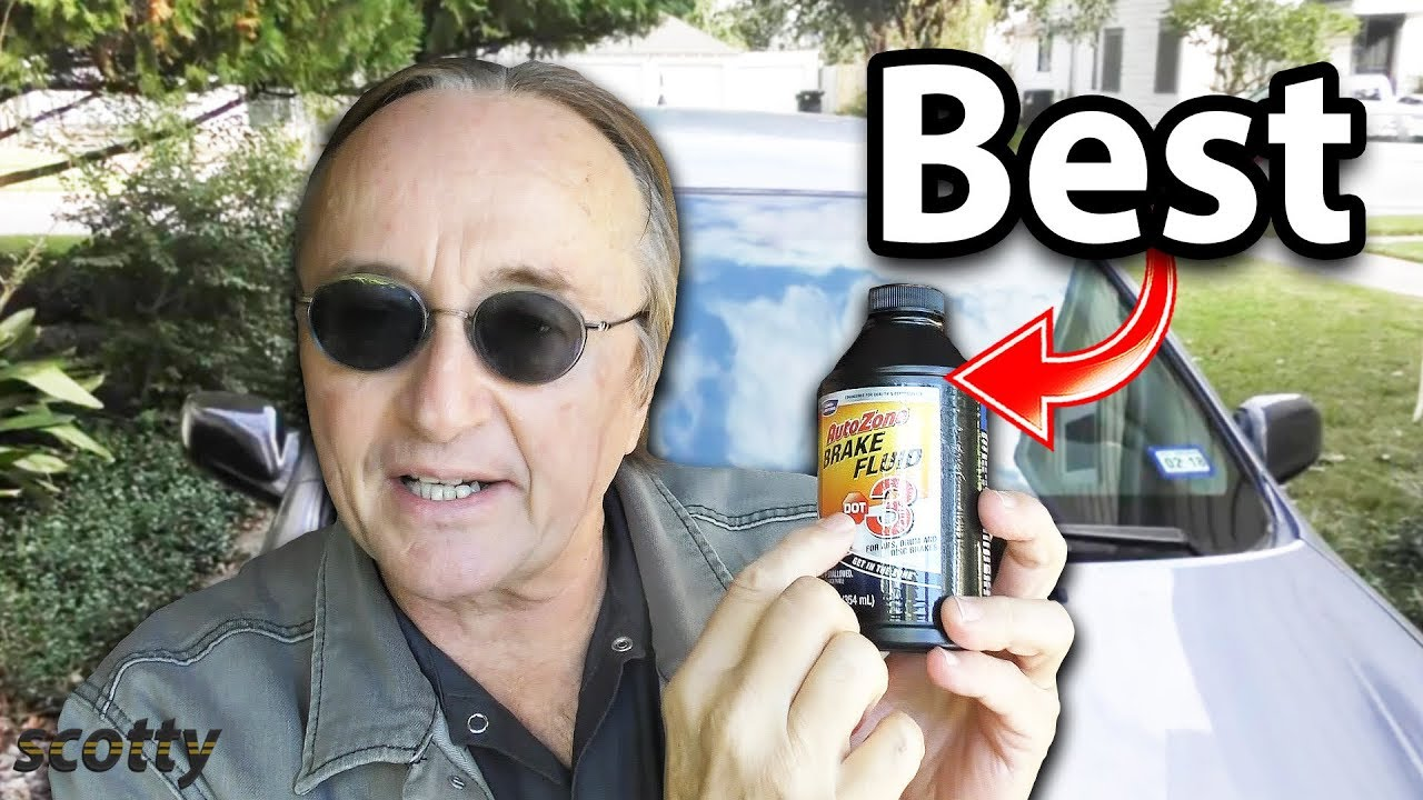 The Best Brake Fluid in the World and Why