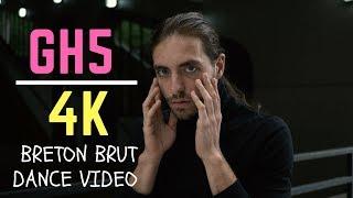Béton Brut with João Maio - GH5 4K Dance Portrait