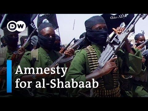 Somalia: Fighting al-Shabaab terrorism with amnesty for defectors