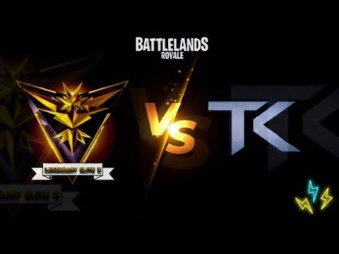 LEz vs TK 2# round  😎