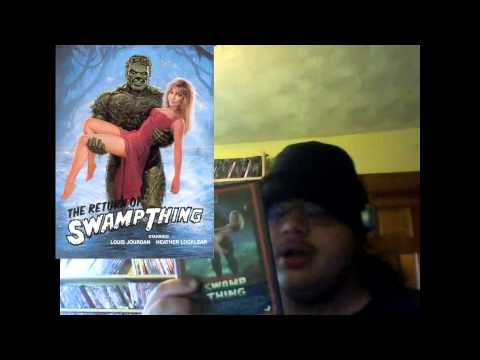 Horror Show Movie Reviews Episode 382: The Return of Swamp Thing