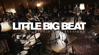 SHAWN JONES - KEEP ON DRIVIN' - STUDIO LIVE SESSION - LITTLE BIG BEAT STUDIOS