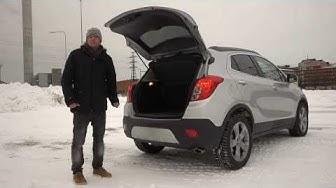 Testissä Opel Mokka - sisätilat ja laatu (Teknari 22/2012)