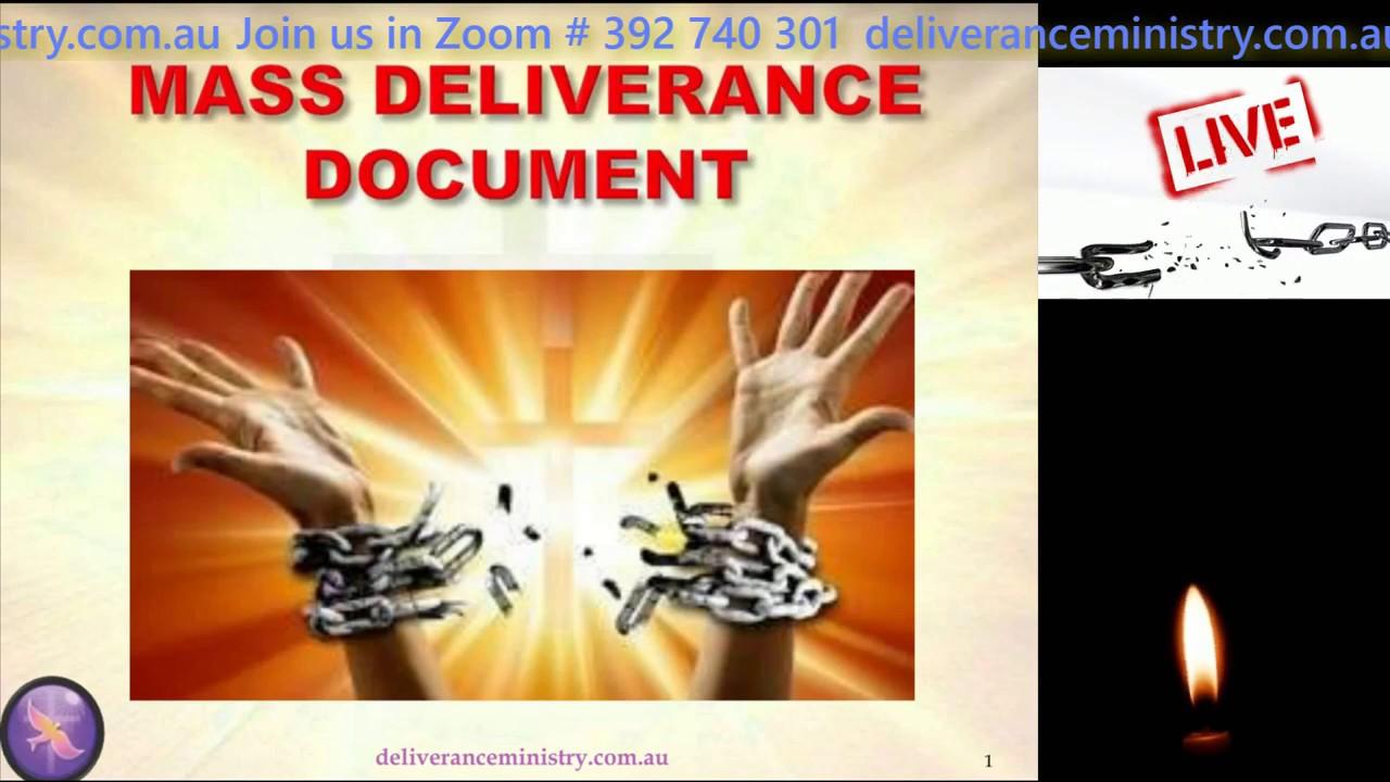 Self Deliverance PDF - Keys to the Kingdom Deliverance Ministry
