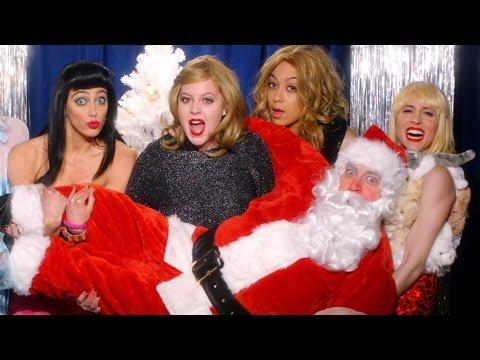 Key of Awesome Christmas Parody Spectacular - Key of Awesome #105