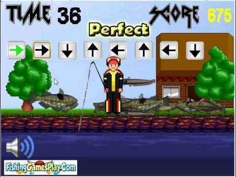 Bass Fishing Hero Game - Online Fishing Games