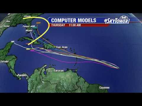 Tropical weather forecast: July 6, 2018