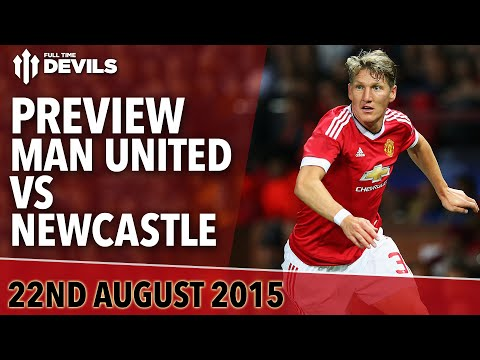 Manchester United vs Newcastle United - Skype Preview - 동영상