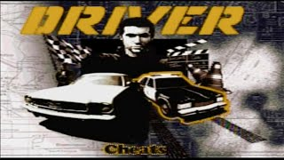 Do You Remember This Game? | Driver w/Cheats | SLAPTrain