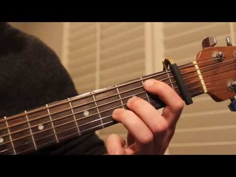 Learn to play Clint Eastwood by Gorillaz on guitar