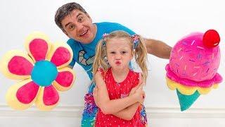 Stacy e a história dos travesseiros multicoloridos