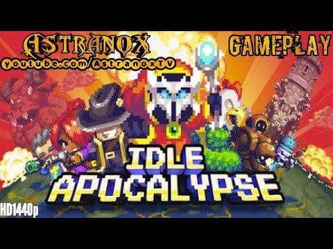 Idle Apocalypse Gameplay Review #23 - Idle Apocalypse GURTH