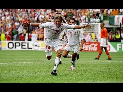 Mexico 2 Holanda 2 (Francia 98)