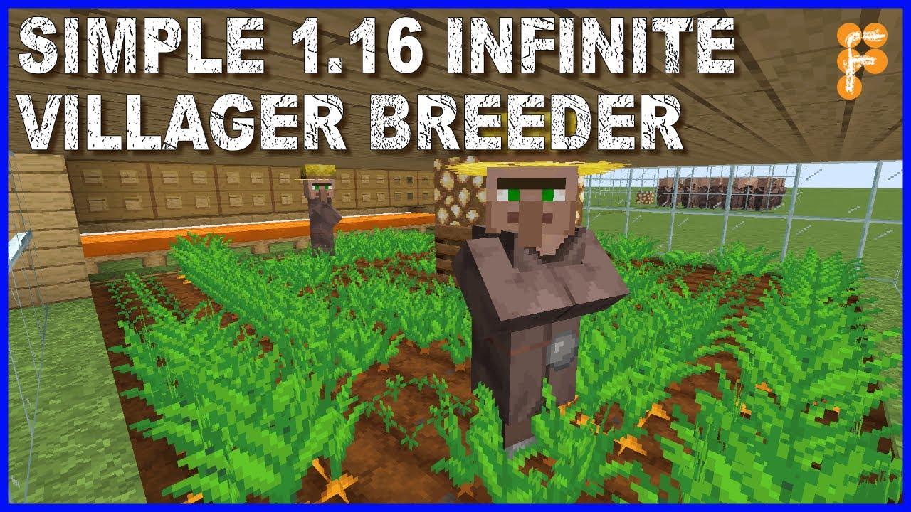 Tutorials Villager Farming Official Minecraft Wiki