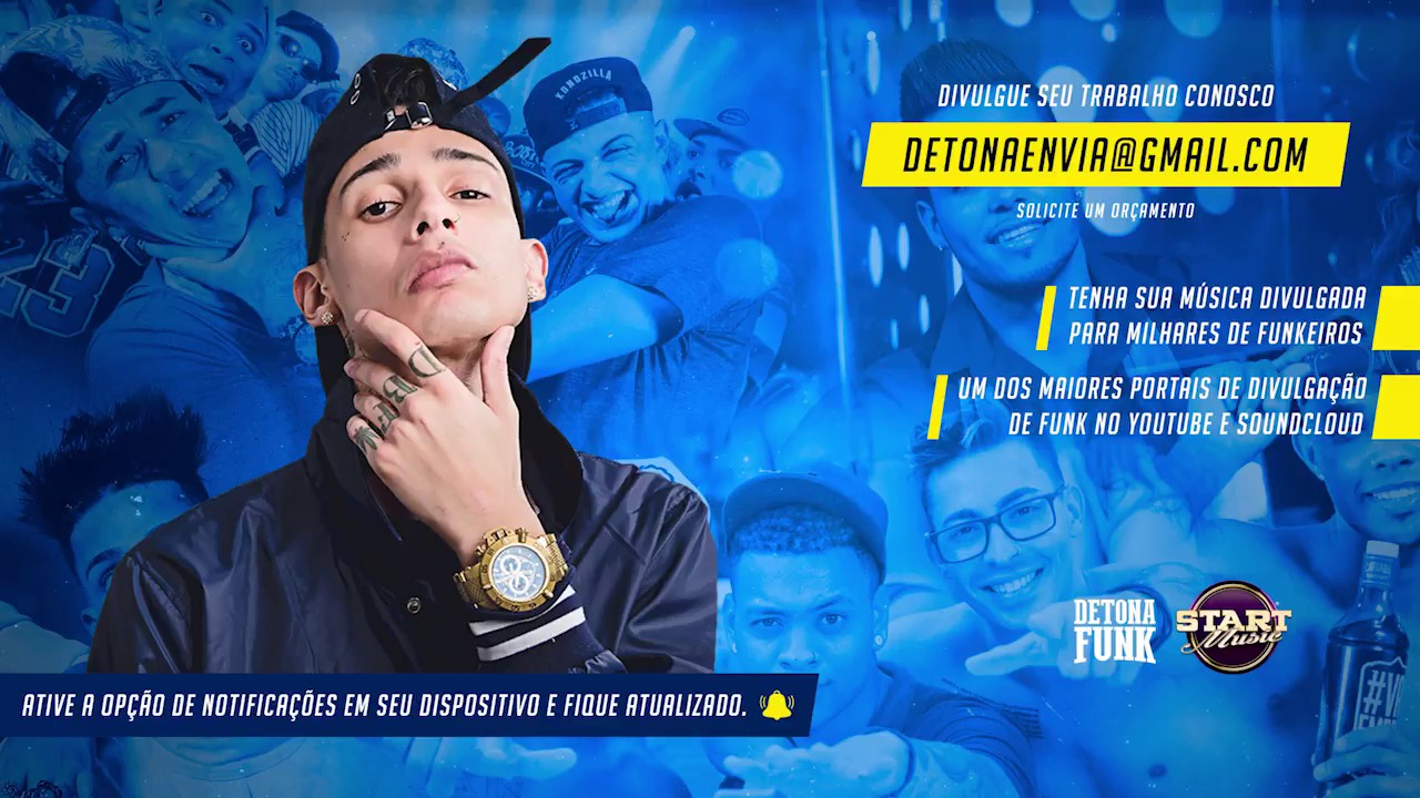 MC 2K   É Madeira Mano DJ Lançamento 2017