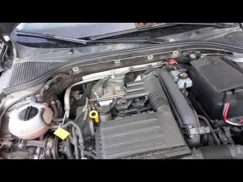 Фото к видео: Разочарование в Шкоде. Посторонние звуки из двигателя 1.4 CZDA